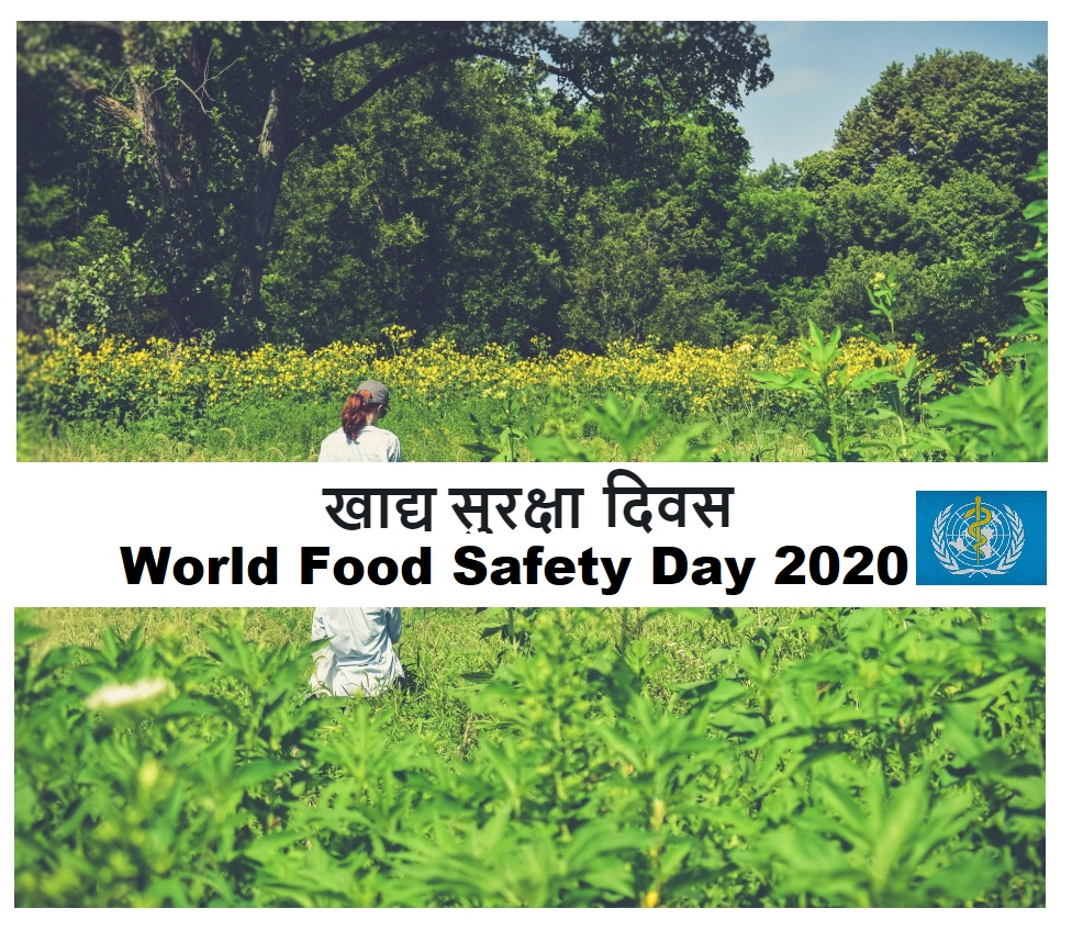 Word food safety day