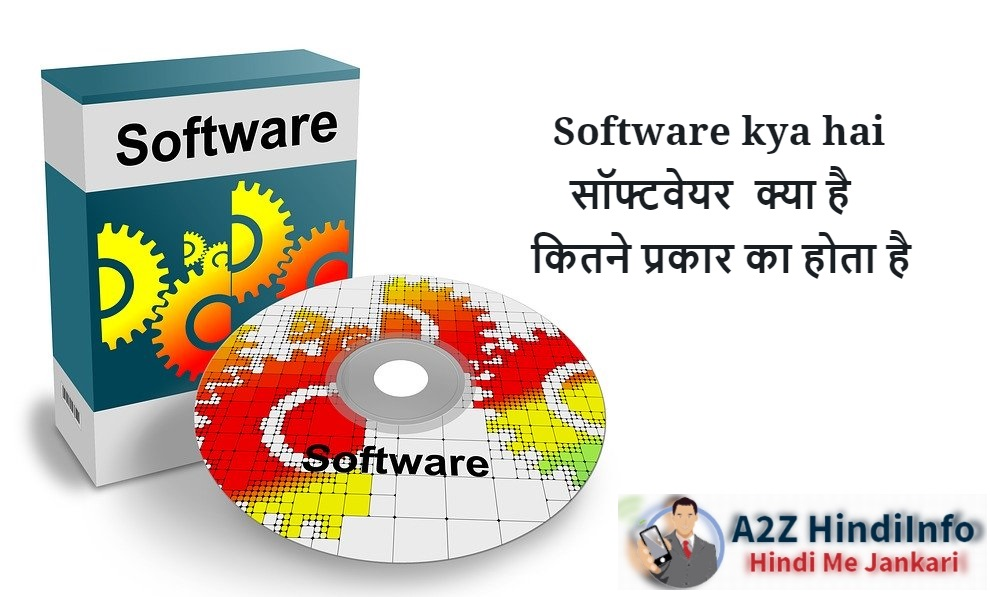software kya hai