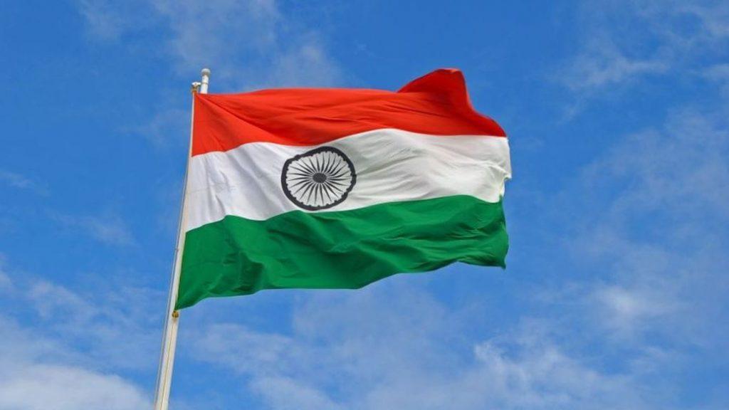 National Flag Of India  - भारत का राष्ट्रीय ध्वज - National symbols of India