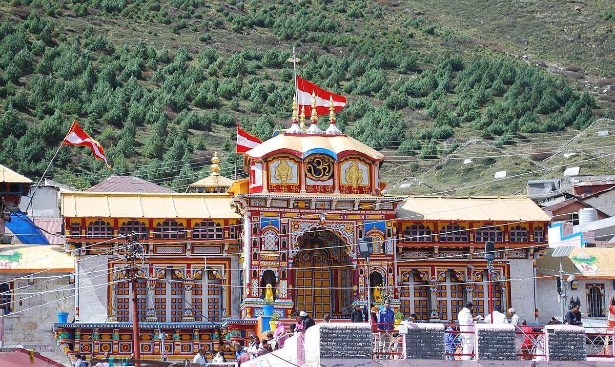 Badrinath Temple - बद्रीनाथ मंदिर